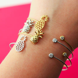 Pineapple Bangle