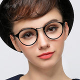 Retro Nerd Glasses