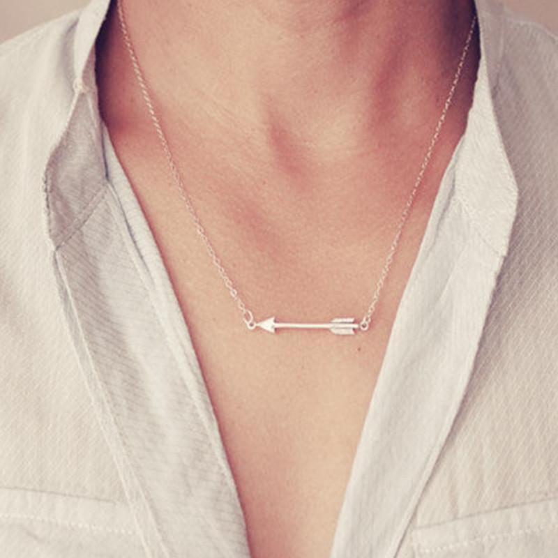 arrow for necklace metallic lyst in jewelry givenchy men silver