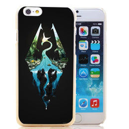 Skyrim Dragonborn iPhone Case