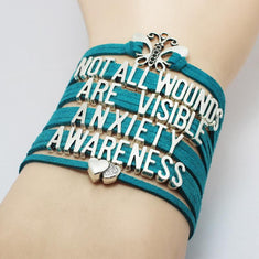 Anxiety Awareness Bracelet