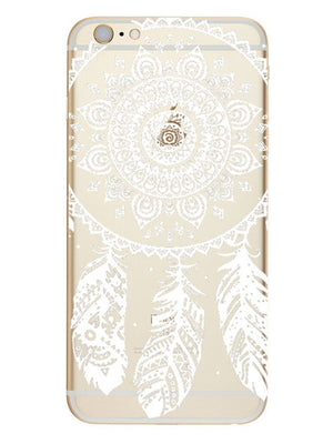 Boho Mandala Phone Case for iPhone