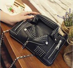Mini Jacket Shaped Shoulder Bag