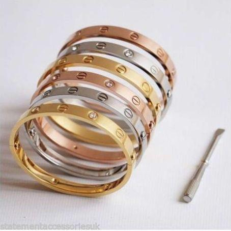 Love Bangle with Screwdriver