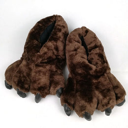 Monster Claw Onesie Slippers