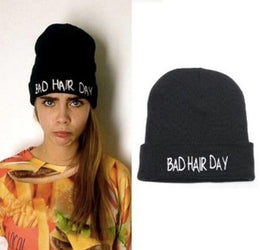 Bad Hair Day Beanie