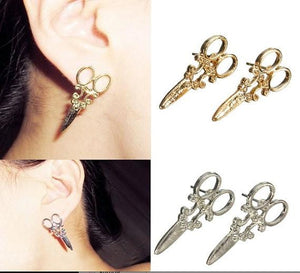 Scissors Earrings