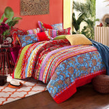Luxurious Boho Bedding Set