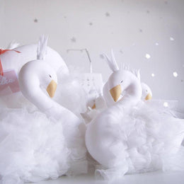 Swan Sleeping Pillows