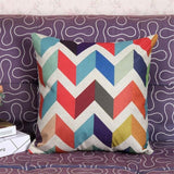 Geometric Pillowcases