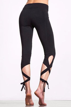 Ballerina Capri Leggings