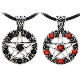 Supernatural Pentagram Pendant Necklace