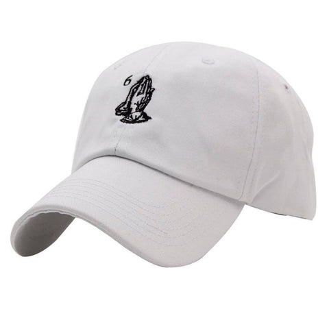Drake 6 God Praying Hands Snapback Cap