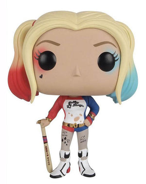 Suicide Squad Harley Quinn Action Figure