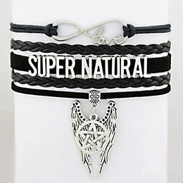 Supernatural Infinity Love Bracelet