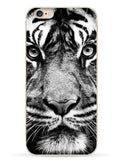 Big Cat Art Phone Case for iPhone