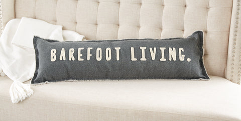 Barefoot Living Pillow