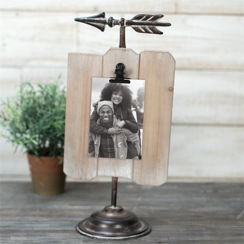 Arrow Clip Photo Frame