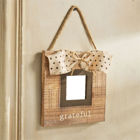 Grateful Hanging Frame
