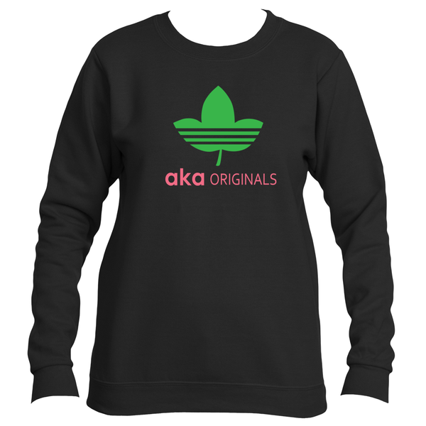 AKA Originals crewneck sweatshirt