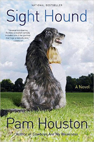 November Book Club Book: Sight Hound by Pam Houston