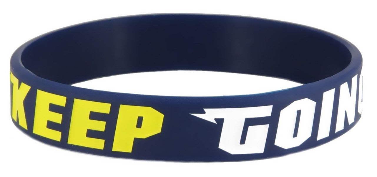 10 Wristband Pack - 60% Off