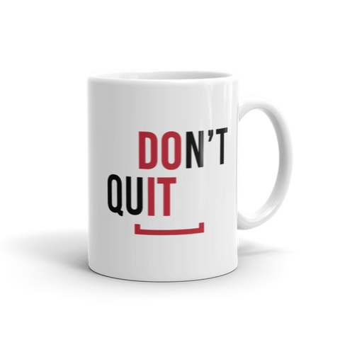 Motivational and Funny Coffee and Tea Mugs | Free Shipping Over $50