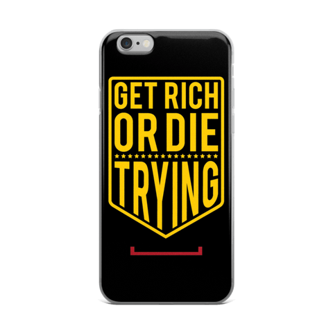 Make It Happen iPhone 6/6s, 6 Plus, 6s Plus Case