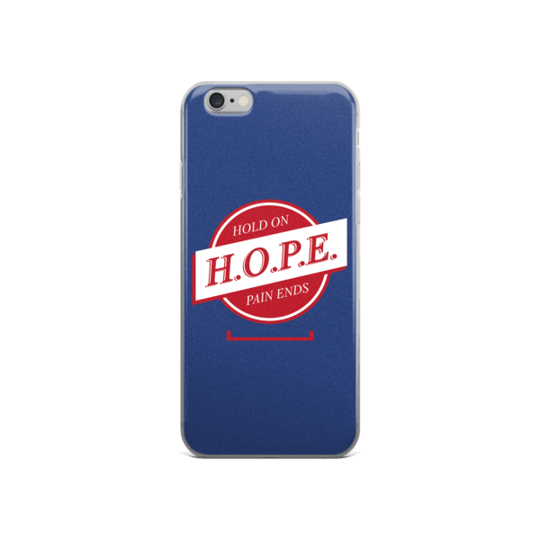 H.O.P.E. iPhone 6/6s, 6 Plus, 6s Plus Case