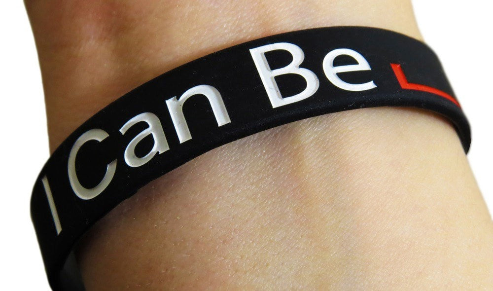I Can Be Wristband