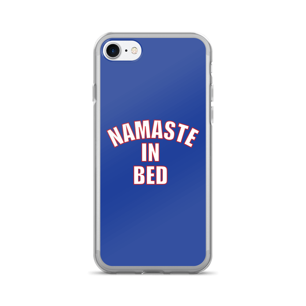 iPhone 7/7 Plus Case: Namaste In Bed