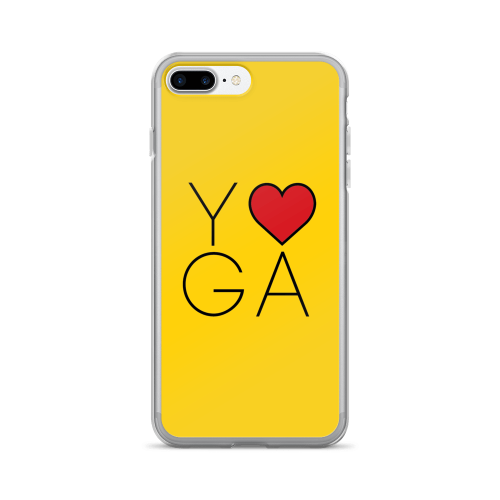 iPhone 7/7 Plus Case: Yoga Love