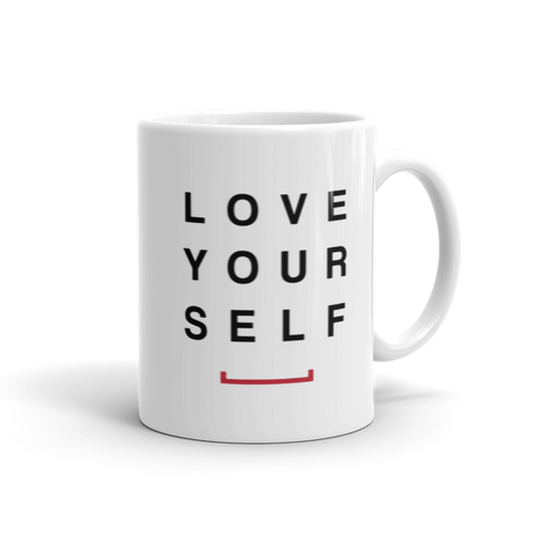 Love Your Self Coffee Mug