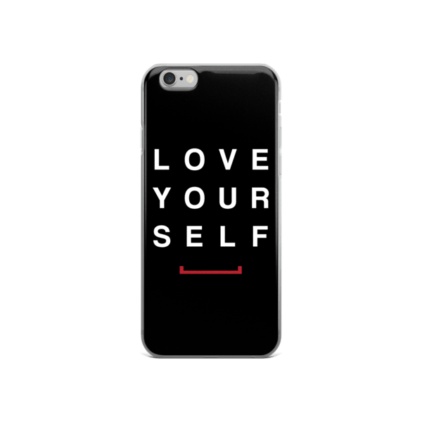 Love Your Self iPhone 6/6s, 6 Plus, 6s Plus Case