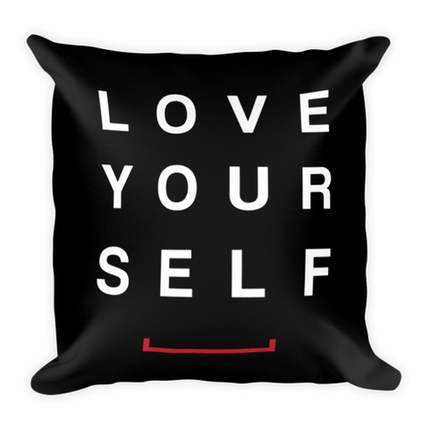 Love Your Self Pillow