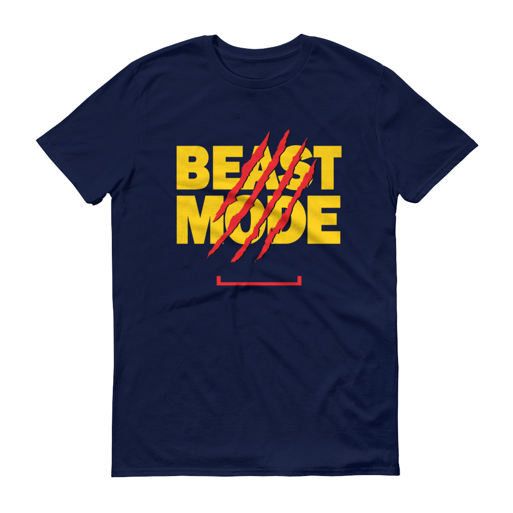 Men's Beast Mode Tshirt