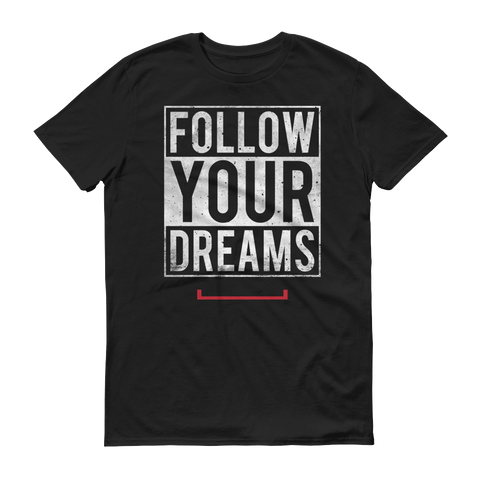 Follow Your Dreams Pillow