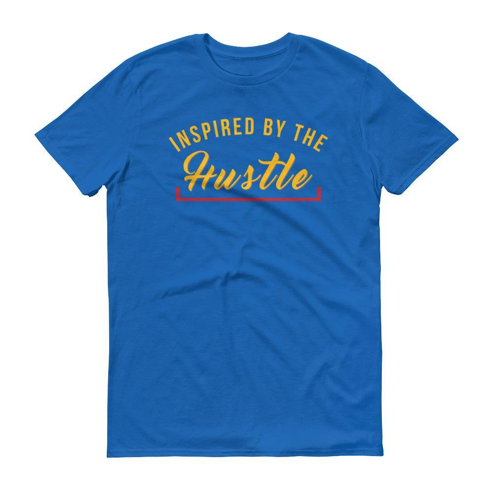 Men's Inspired By The Hustle Tshirt