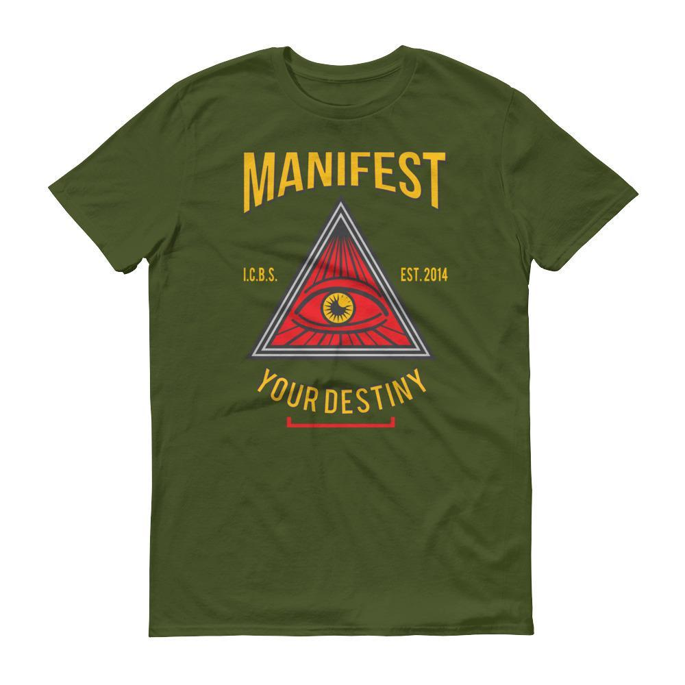 Men's Manifest Your Destiny Tshirt