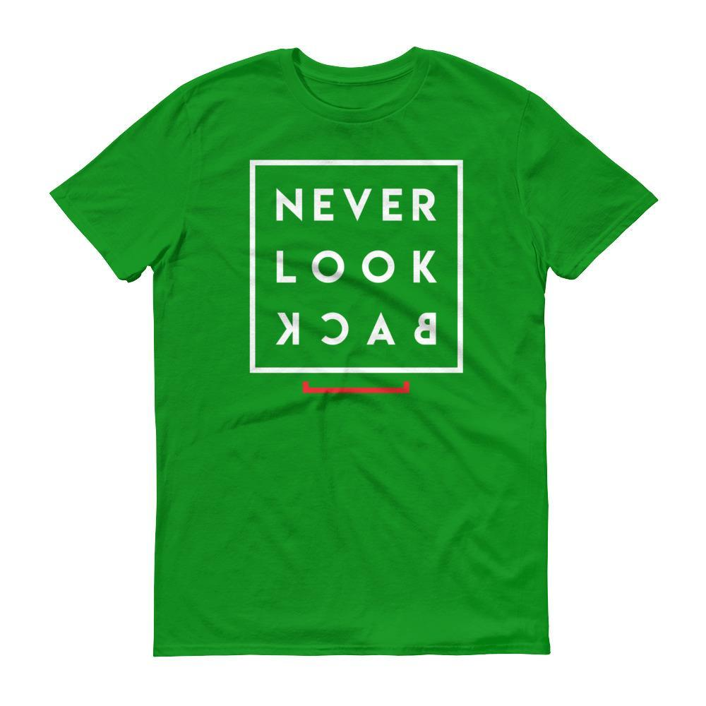 Men's Never Look Back Tshirt