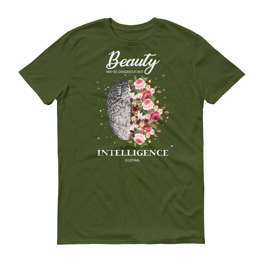 Men's Beauty Tshirt - Dark