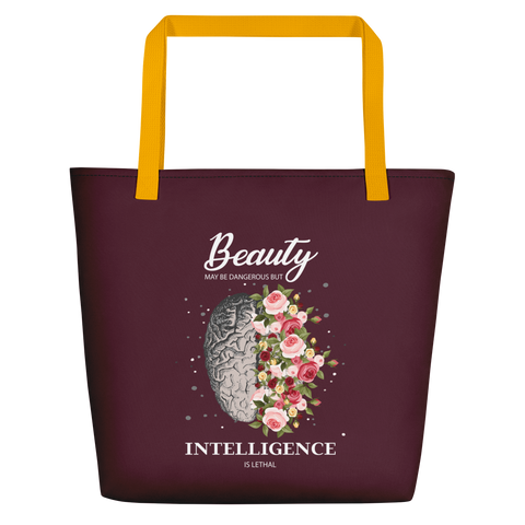 Beauty Beach Bag