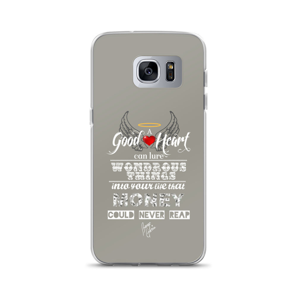 Good Heart Samsung Case