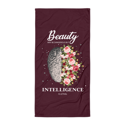 Beauty Beach Towel