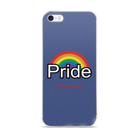 Pride LGBT iPhone 5/5s/Se, 6/6s, 6/6s Plus Case