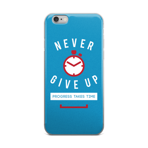 No Negativity iPhone 6/6s, 6 Plus, 6s Plus Case