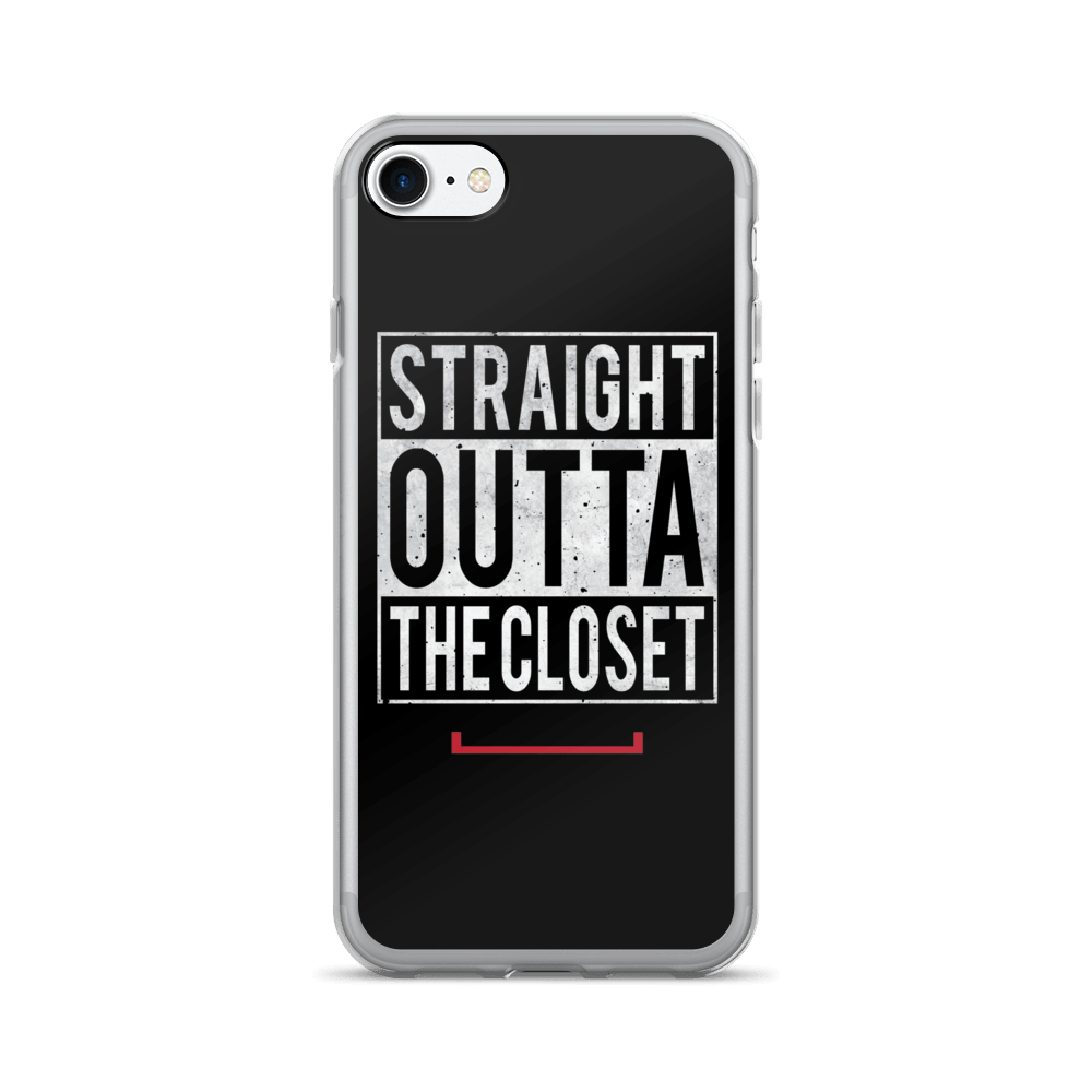Straight Outta The Closet iPhone 7/7 Plus Case