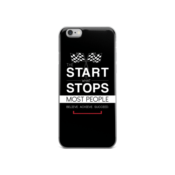 The Start iPhone 6/6s, 6 Plus, 6s Plus Case