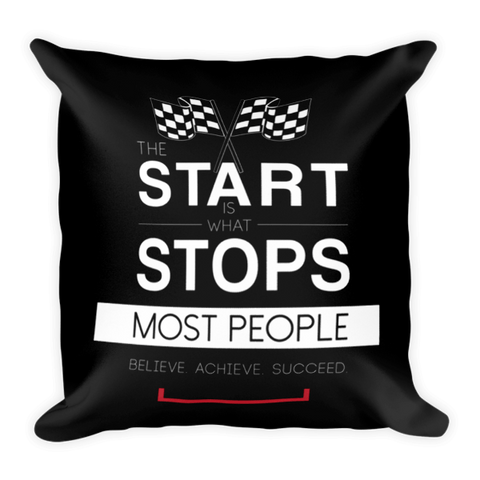 Stay True Pillow