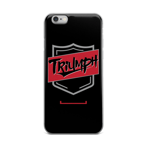 Triumph iPhone 6/6s, 6 Plus, 6s Plus Case